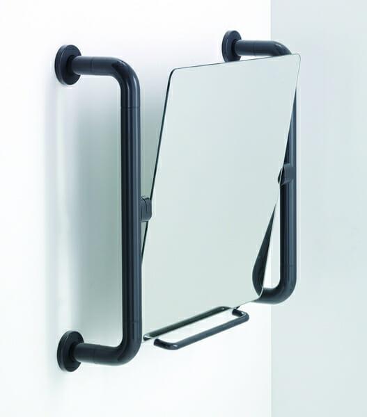Kippspiegel Mit Bruchsicherer Spiegelfläche 0