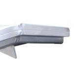 Rollstuhlrampe Mobil Klappbar 2 Teilig Detail Auflage Oben Mit Winkel