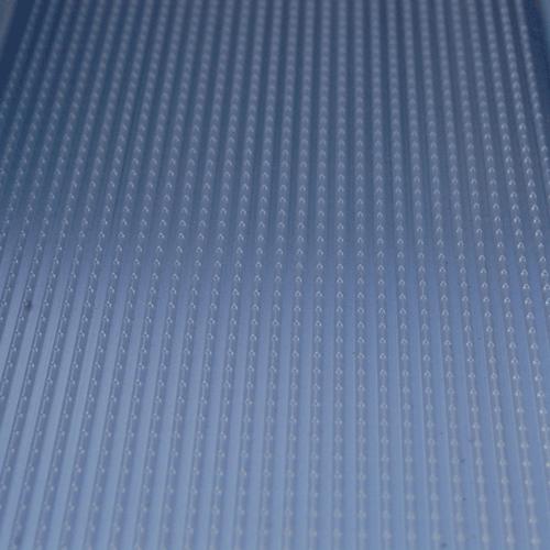 Rollstuhlrampe mobil klappbar 2-teilig Detail rutschfeste Fahrfläche
