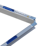 Rollstuhlrampe Klappbar Detail Auklappvorgang