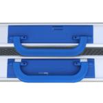 Rollstuhlrampe Klappbar Detail Griffe