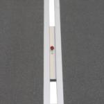 Rollstuhlrampe / Flächenrampe 2 Teilig Detail Steckverbindung Zusammen