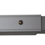Rollstuhlrampe / Teleskoprampe Breit 3 Teilig Detail Arretierung