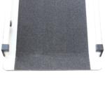 Rollstuhlrampe / Teleskoprampe Breit 3 Teilig Detail Rutschfeste Fahrfläche