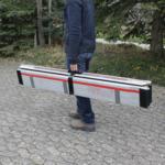 Rollstuhlrampe Faltbar Extrem Leicht Transport