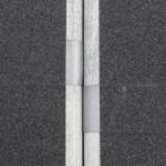 Rollstuhlrampe Faltbar Extrem Leicht Detail Klappmechanismus