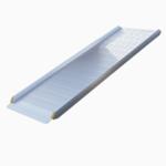 Rollstuhlrampe / Flächenrampe Leicht Diagonal