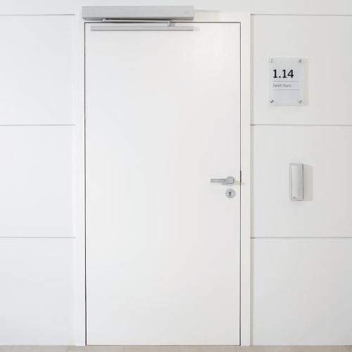 automatischer t rantrieb f r schwere gewerbliche t ren und brandschutzt ren. Black Bedroom Furniture Sets. Home Design Ideas