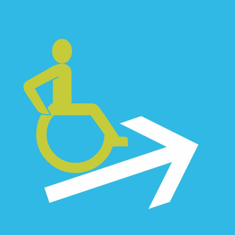 Bevorzugt Rollstuhlrampe: Infos zur Steigung | Barrierefrei.de Onlineshop ZD09
