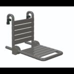 Duschstuhl Einhängesitz Kunststoff Klappbar
